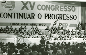 XV Congresso Nacional do PSD